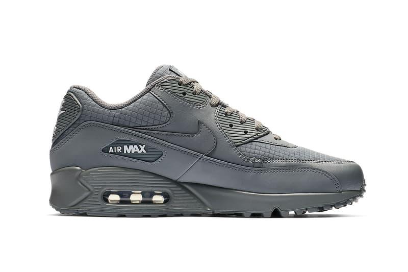 ナイキ エアマックス エッセンシャル グレー スニーカー Nike Air Max 90 Essential Cool Grey