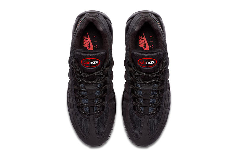 エアマックス 95 Air Max 95 ナイキ Nike ブラック 黒 SNKRS オンライン atmos ABC-MART