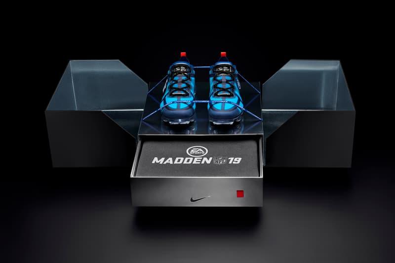 ナイキ EAスポート ヴェイパーマックス スニーカー Nike EA Sports  第53回スーパーボウル VaporMaax Hoodie Madden Pack
