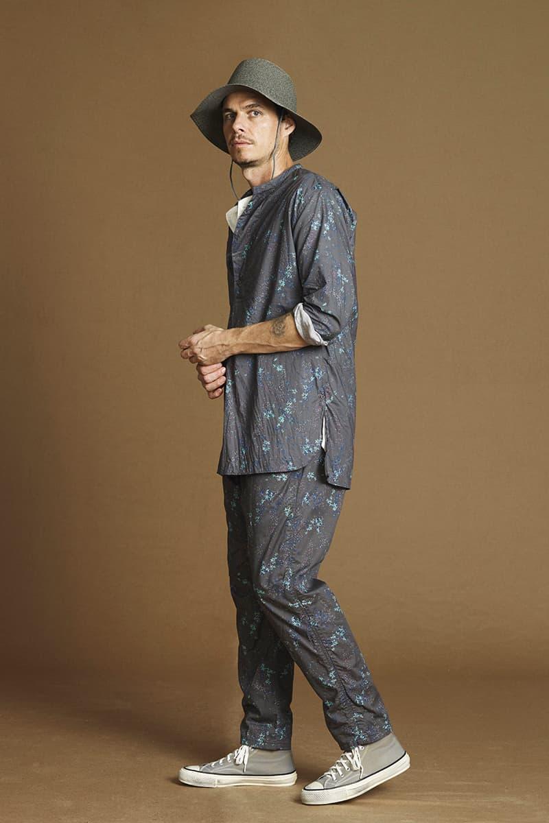 ノンネイティヴ ルックブック nonnative Spring/Summer 2019 Lookbook review collection japan americana release date stockists 1990s sports casual luxury wear menswear safari hunting gore-tex 2l ultrasuede zest the liberty of london