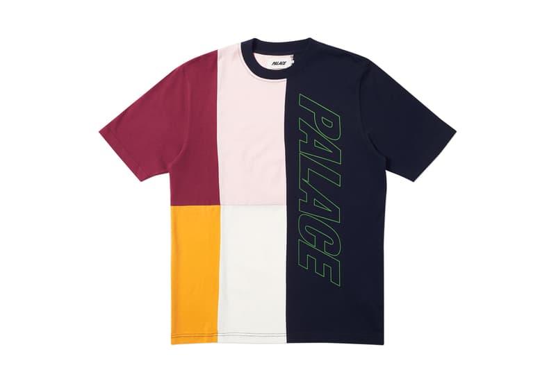 パレス Palece オンライン 発売日 フーディ パーカー ジャケット Tシャツ ポーチ サコッシュ キャップ