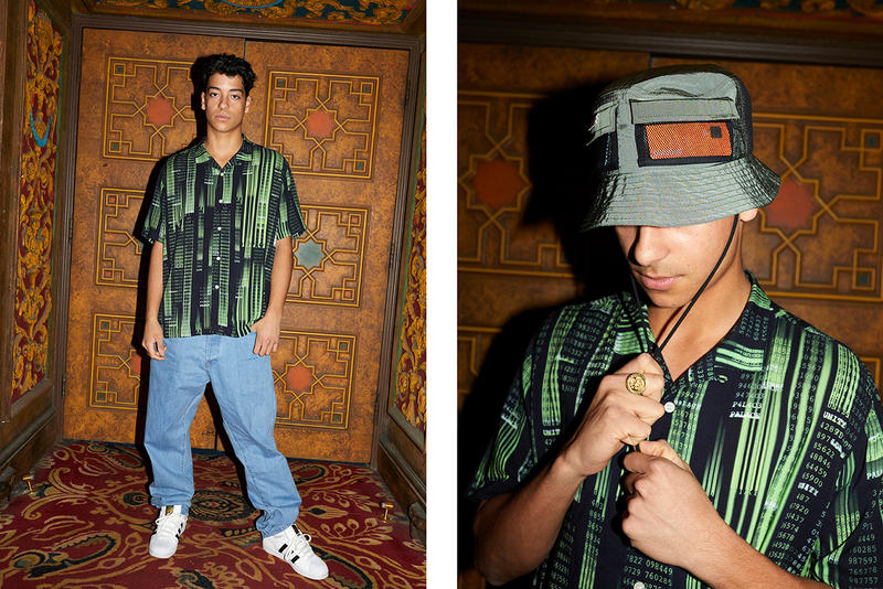 パレス ユルゲン・テラー Palace Lookbook Spring Summer 2019 Juergen Teller Bonnie Prince Billy Lucien Clarke Rory Milanes Drop Details Release Date New London New York Tokyo Online website webstore