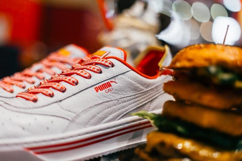 プーマ マイク・シャーマン チャイナタウン マーケット スニーカー カリフォルニア ハンバーガー ロサンゼルス puma mike cherman in-n-out-burger cali drive thru cc