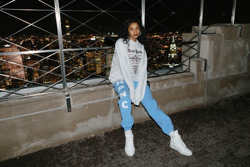 リチャードソン 春夏 コレクション アパレル ニューヨーク モナ Mona richardson spring summer 2019 collection lookbook images new york city graphics