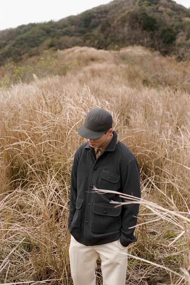 スノーピーク 秋冬 ルックブック キャンプ 焚き火 アウトドア スポーツ ウェア Snow Peak Fall/Winter 2019 Collection Lookbook japan hiking outdoor