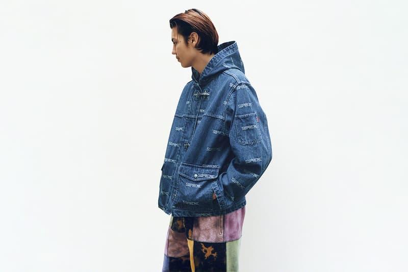 シュプリーム 2019年春夏コレクション ルックブック Supreme 2019 Spring/Summer Lookbook