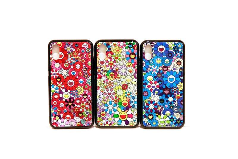 村上隆 カイカイキキ スーベニアショップ アイフォンケース 携帯ケース アート お花 Takashi Murakami Kaikai Kiki iPhone Cases