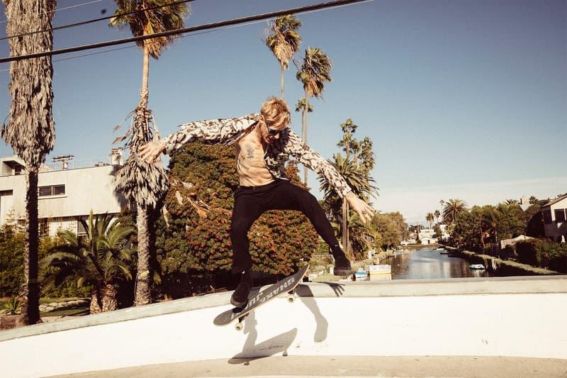 TATRAS が技巧派スケーター2名を起用した2019年春夏キャンペーンビジュアルを公開 〈TATRAS〉の高機能ウェアに身を包み、彼らのホームタウン・LAでワイルドな滑りを披露 HYPEBEAST ハイプビースト