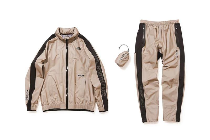 ザ・ノース・フェイス The North Face Urban Active Line Collection Launch 2019 jacket pants GORE TEX GTX Track Jacket Pants