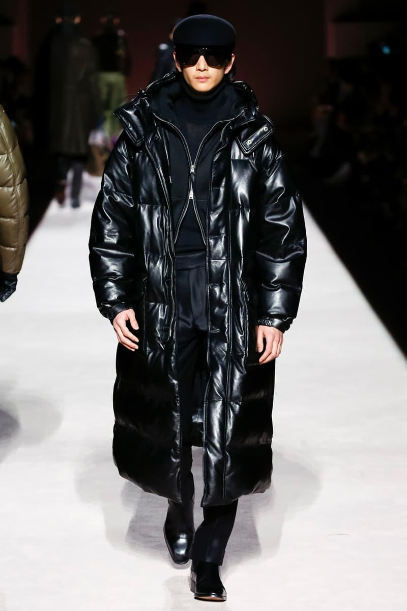 トム フォード Tom Ford 2019年秋冬コレクション ニューヨーク ファションウィーク フォール ウィンター ランウェイ 画像 スーツ ジャケット オンライン