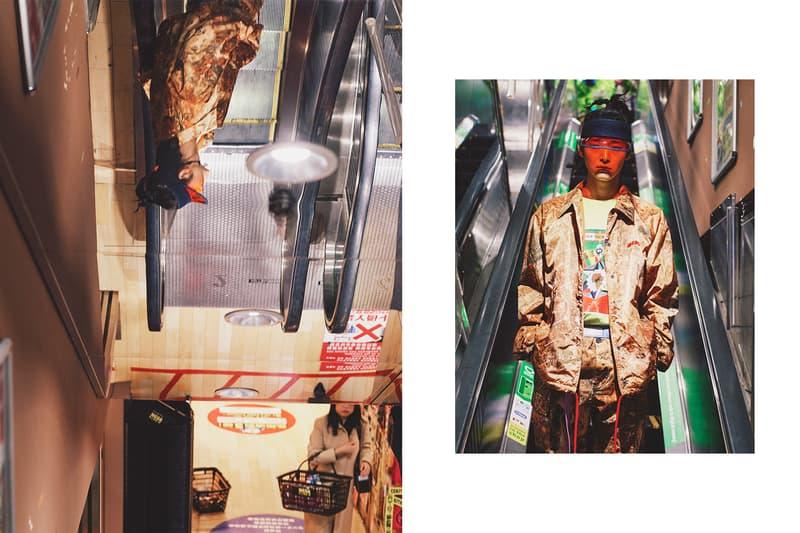 """東京の街で異彩を放つ UGG® """"MLT Collection"""" の最新エディトリアル ミリタリースタイルに着想を得た〈UGG®〉の最新コレクションを引っ提げ、4ジャンルの個性派スタイルを構築 バリスティックナイロン 東京 アグ ヘロン・プレストン ヴァージル・アブロー ミリタリー HYPEBEAST ハイプビースト"""