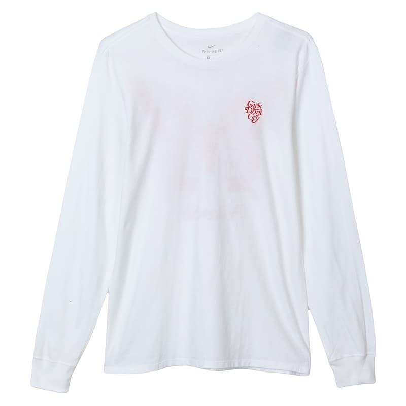 ガールズドントクライ ナイキ  Girls Don't Cry Nike SB VERDY スポタカスケートボードショップ 大阪 販売方法 値段 価格 コラボレーション Tシャツ パーカー フーディ トート