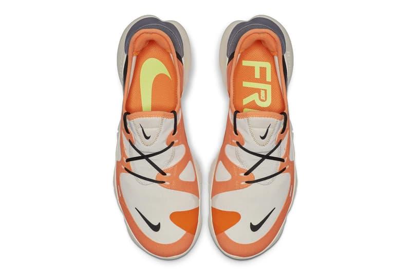 ナイキ フリー 裸足 素足 Nike Free 最新 ランニングシューズ RN フライニット ランシュー