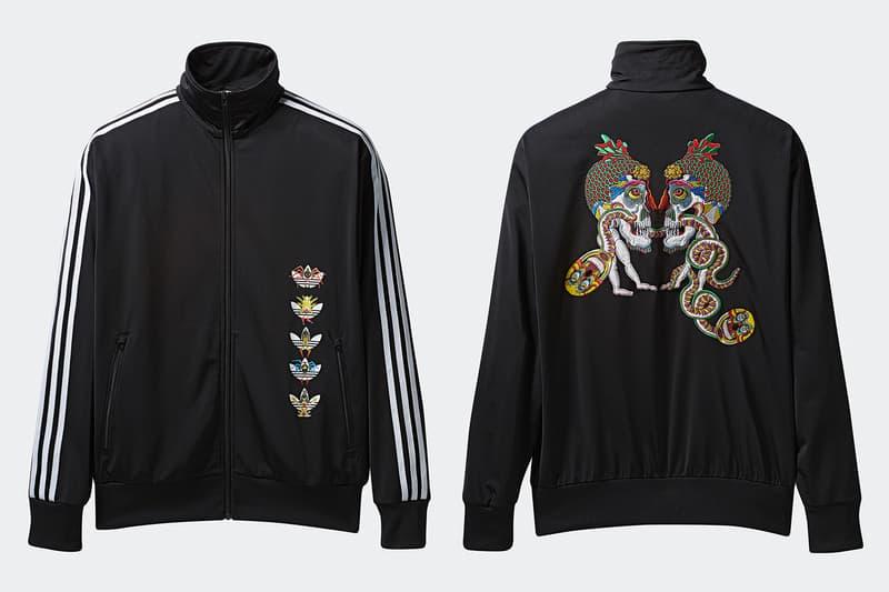 adidas Originals アディダスオリジナルス 鬼才 ポップ アーティスト 田名網敬一 コラボ コラボレーション コレクション アパレル