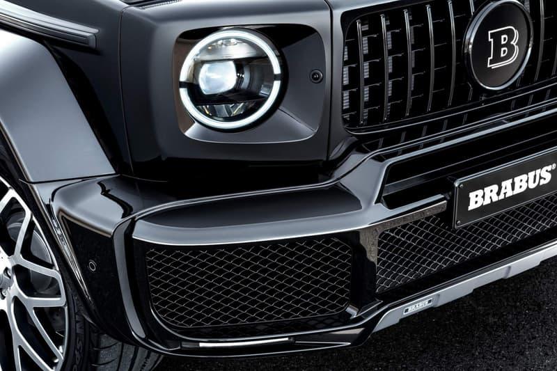 ブラバス Brabus G63 800 Widestar メルセデスAMG Gクラス ベンツ チューニング カスタム 購入 オンライン サイト