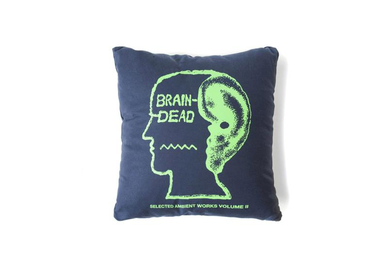 "ブレインデッド Brain Dead's ""Home Goods"" Collection pillows bath rugs incense dog collars soap"