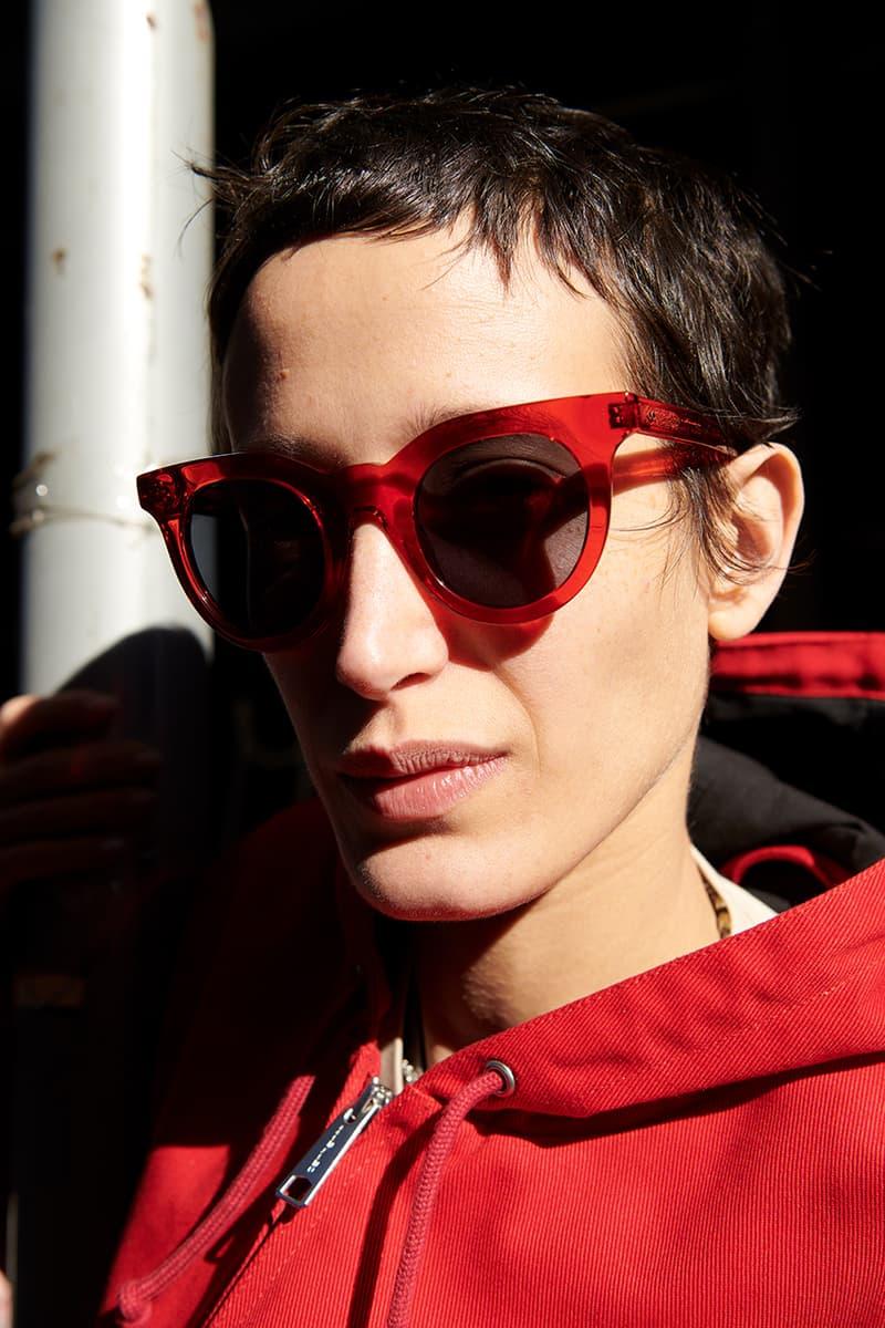 サン バディーズ カーハート サングラス アイウェア コラボサングラスCarhartt WIP Carhartt WIP Sun Buddies Collaboration SS19 Spring Summer 2019 Eyewear Swedish Brand Premium Acetate Lenses Reworked Classics 1960s Tres Bien Bibi Andersson Persona Film