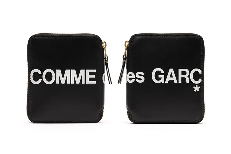2e6235092084 コム デ ギャルソン 財布 ウォレット COMME des GARÇONS Red Black Logo Wallets Release info  drop date