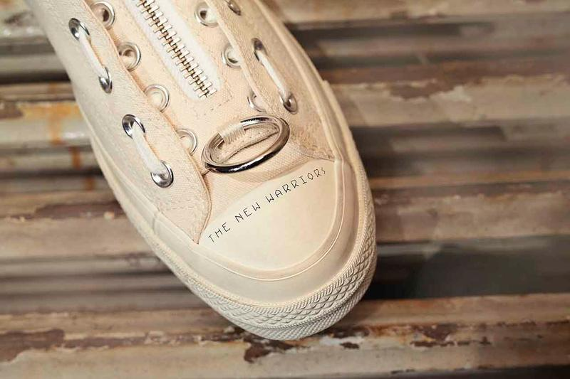 UNDERCOVER x Converse 'The New Warriors' Shoe Info Shoes Trainers Kicks Sneakers Footwear Cop Purchase Buy Collab Collaboration