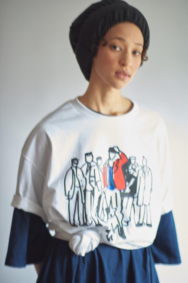 コットンパン COTTONPAN Tシャツ オンライン 取扱 スナッチ FAN Attic chanto DIVERSE Lapel LOFTMAN B.D. UNEVEN GENERAL STORE UNPLUGGED sister soon