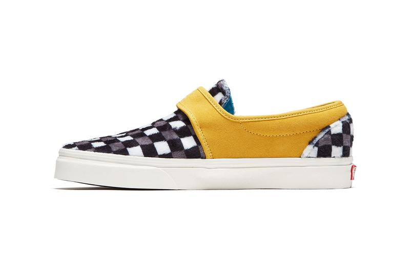 デヴィッド・ボウイ ヴァンズ カプセルコレクション David Bowie Vans Sneaker Collection Vans era ziggy stardust slip-on 47 V dx old skool era release date info space oddity lightning bolt Hunky Dory fuzzy suede
