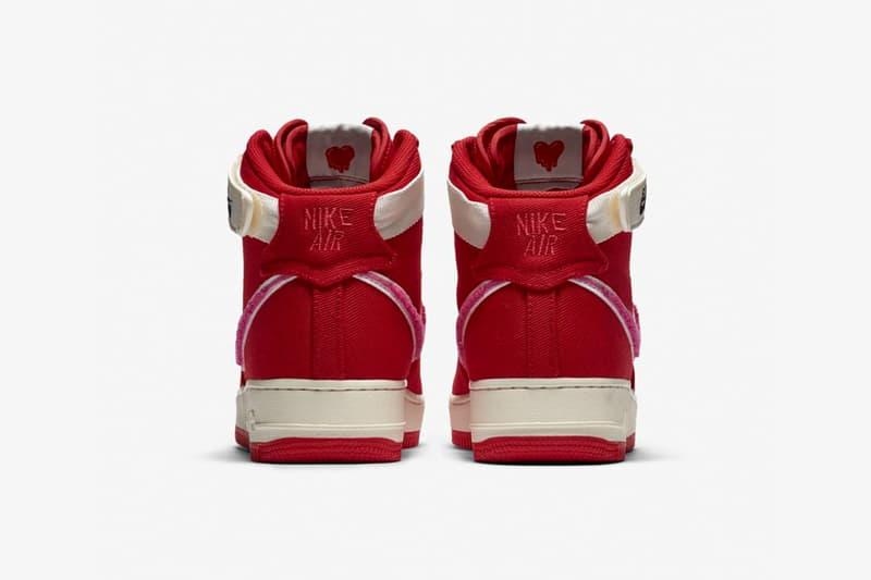 Emotionally Unavailable x Nike によるコラボ Air Force 1 HIGH の販売情報が解禁 Edison Chen(エディソン・チャン)KB(ケイビー) HYPEBEAST ハイプビースト