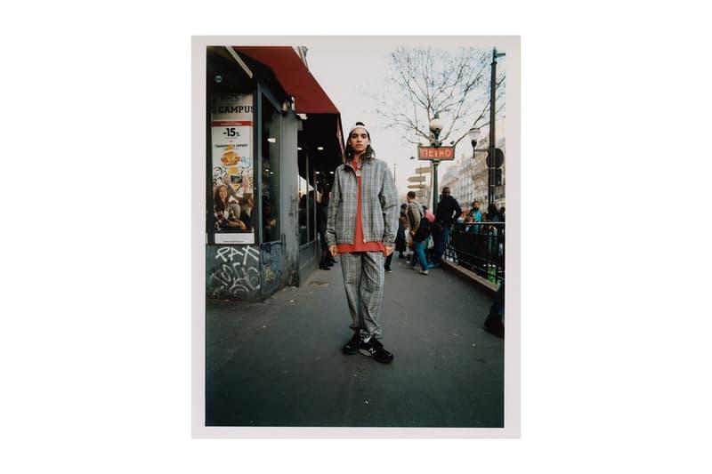 フューチャー パリ ストリートウェア クエンティン・デ・ブリエ futur spring summer 2019 collection lookbook