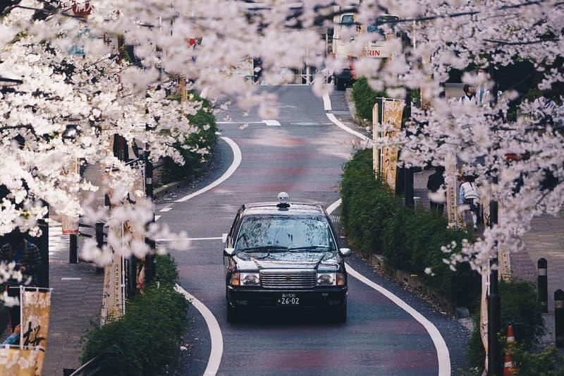 """ハイプビースト フォトコンテスト HYPEBEAST JAPAN の新企画 """"HBJP Photo Challenge"""" がスタート 桜 サクラ sakura お花見"""