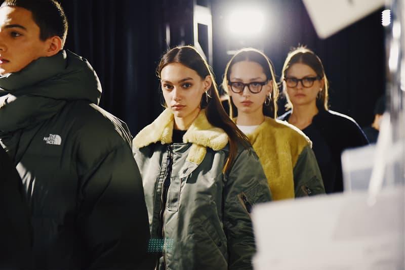 ハイク HYKE ノースフェイス THE NORTH FACE コラボ オンライン Amazon Fashion Week Tokyo 19 A/W アマゾンファッションウィーク 東京 東コレ