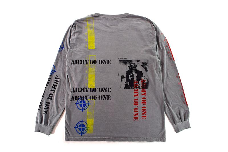 INDVLST LAB シルクスクリーンプリント キット M64 Tシャツ オンライン ヴァージル アブロー 村上隆