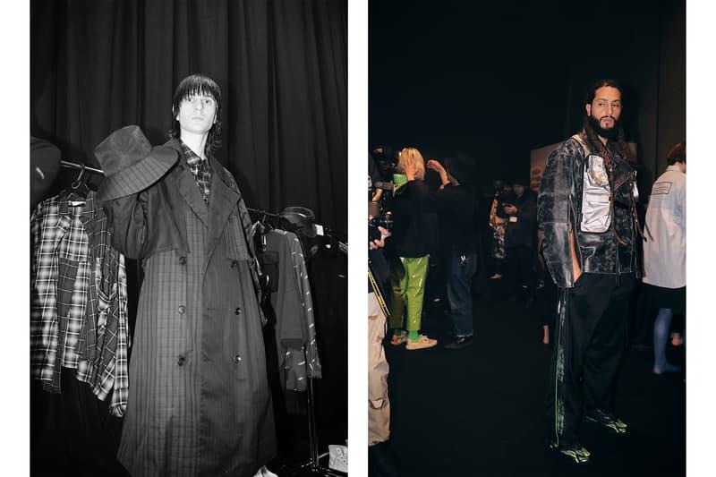 ジエダ JieDa KIKUNOBU ランウェイ オンライン Amazon Fashion Week Tokyo 2019 A/W 平成最後の