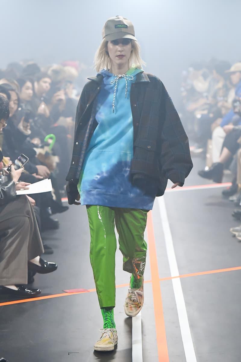 JieDa ジエダ アマゾンファッションウィーク東京 Amazon Fashion Week Tokyo 2019 A/W 東コレ ランウェイ