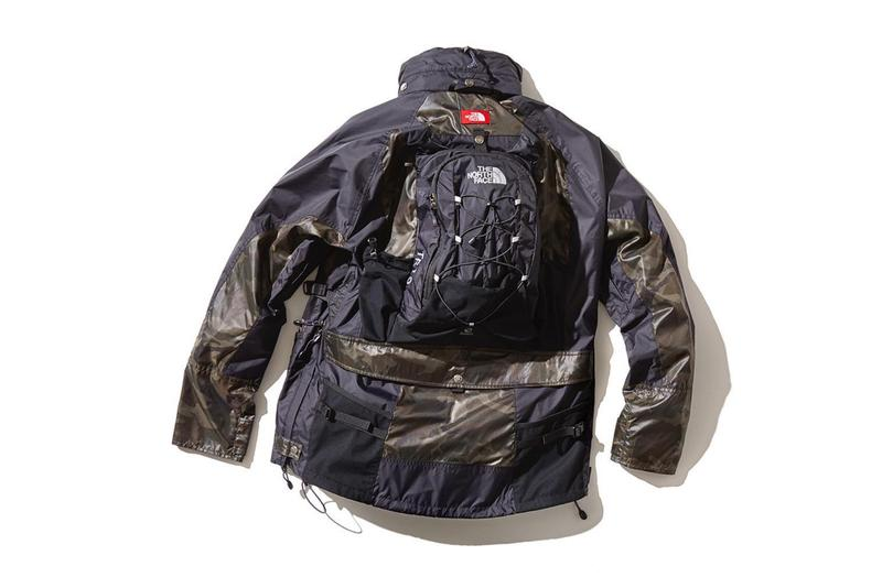 ジュンヤ・ワタナベ ザ・ノース・フェイス JUNYA WATANABE THE NORTH FACE オンライン COMME des GARÇONS HYDRENA CAMOUFLAGE JACKET THE CAMOUFLAGE COACH JACKET TR ZERO JACKET MANTA RAY VEST x TR10 JACKET