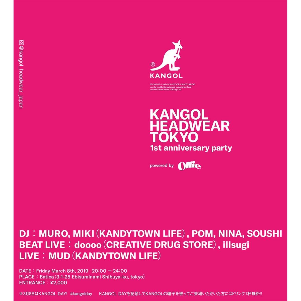 kangol カンゴール KANGOL 2019年春夏コレクション ルック ルックブック ビジュアル