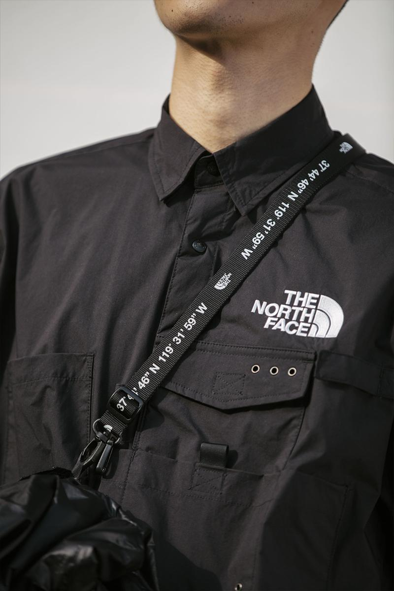 ザ・ノース・フェイス 倉石一樹 The North Face Urban Exploration マウンテンライトジャケット アノラック パンツ Tシャツ オンライン 取扱 日本 販売