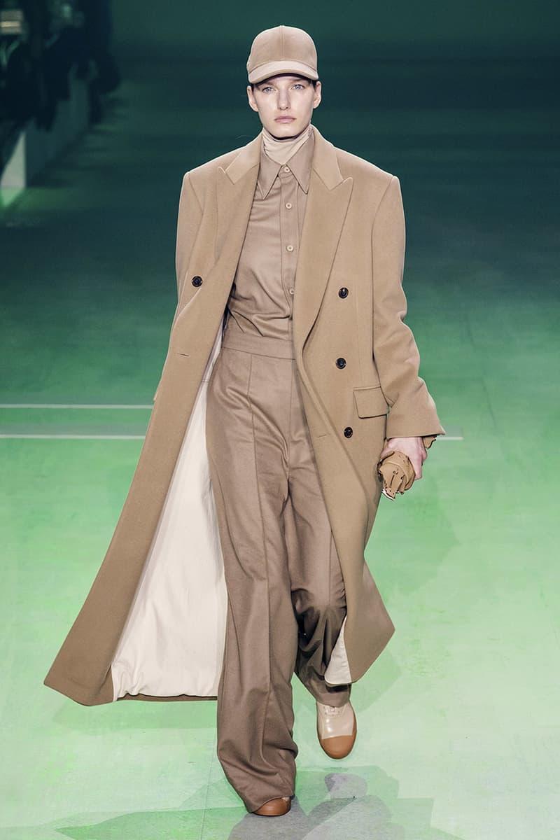 ラコステ Lacoste  ショー ランウェイ 2019年秋冬 コレクション ファッションウィーク パリ