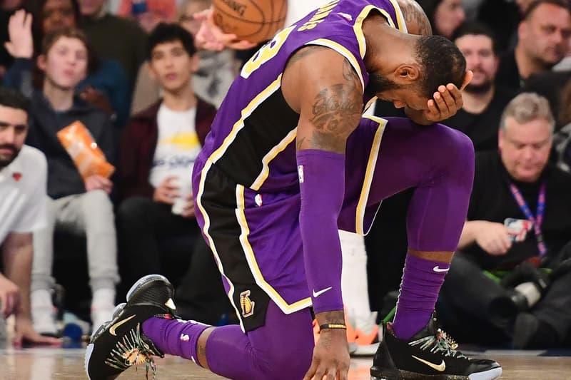 レブロン・ジェームズ不在のプレイオフが意味する時代の終焉 LeBron James Misses the NBA Finals los angeles lakers basketball kobe bryant 2005