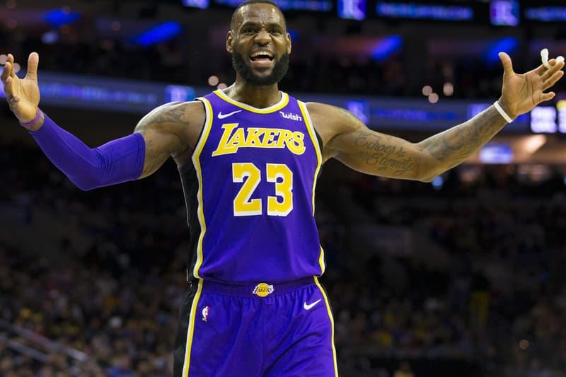 レブロン・ジェームズがマイケル・ジョーダンを抜き NBA 通算得点ランクで歴代4位に浮上 LeBron James Passes Michael Jordan NBA All Time Scoring List 2019