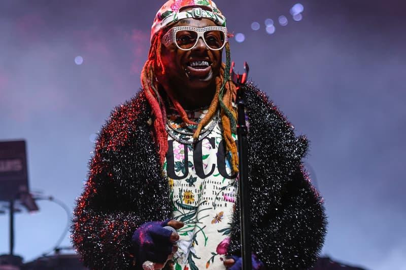 リル・ウェイン Lil Wayne's 1999 リリック Rhyme Book Sale Cash Money Records