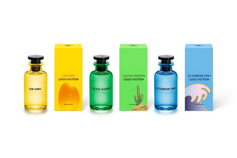 ルイヴィトン フレグランス ユニセックス 香水 Louis Vuitton Les Colognes Unisex Fragrance Collection Jacques Cavalier Belletrud scents fragrances cologne
