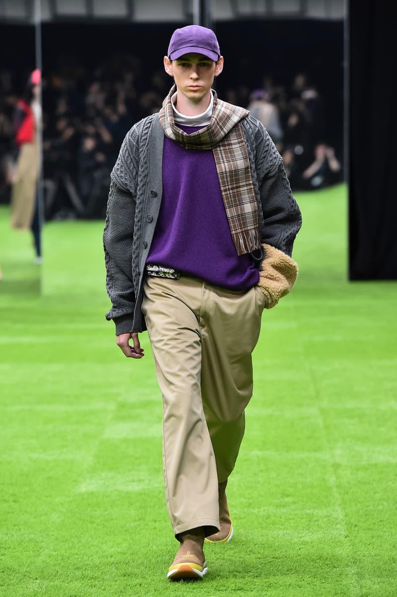 ミスタージェントルマン MISTERGENTLEMAN 東京ファッションウィーク アマゾン トウキョウ Amazon Fashion Week Tokyo AFWT ランウェイ fragment フラグメント コラボレーション