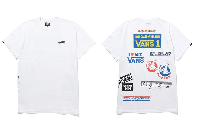 エヌハリウッド エヌハリ バンズ ヴァンズ N.HOOLYWOOD Vans  コラボレーション アイテム コーチジャケット Tシャツ コラボ