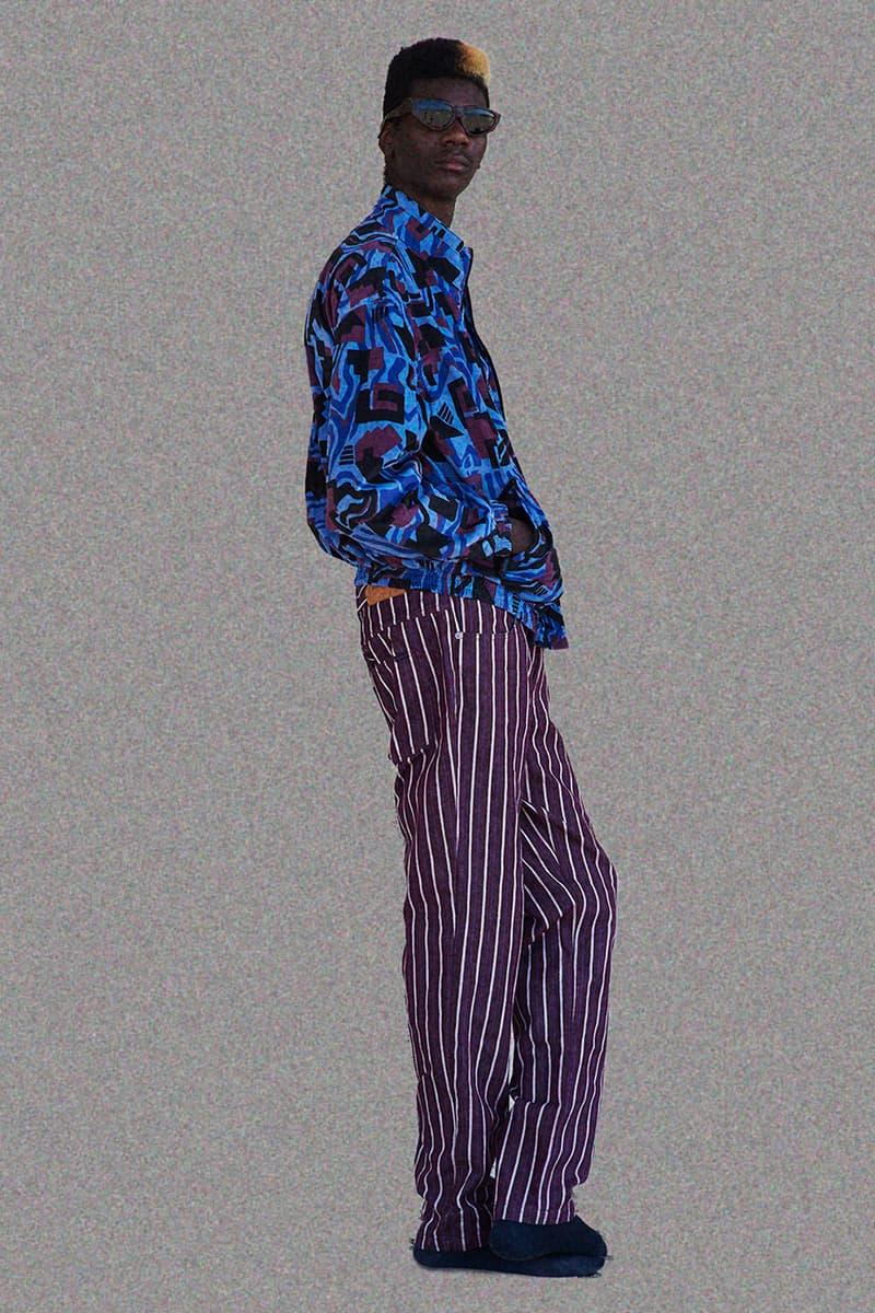ナパピリ マーティン ローズ NAPA by Martine Rose Napapijri Spring/Summer 2019 lookbook video campaign closer look release details fourth collaboration