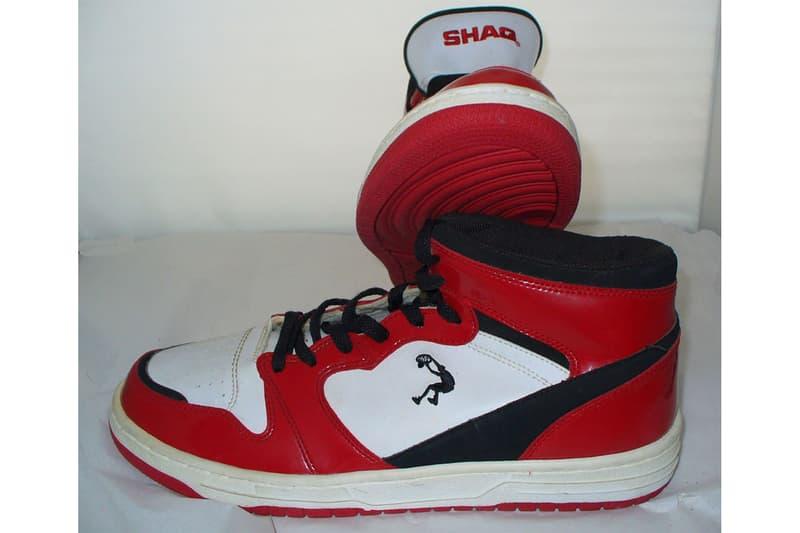 """NBA シャック shaq Shaquille O'Neal シャキール・オニール ブランドのヤバ過ぎる""""パクリ""""スニーカーを一挙紹介"""