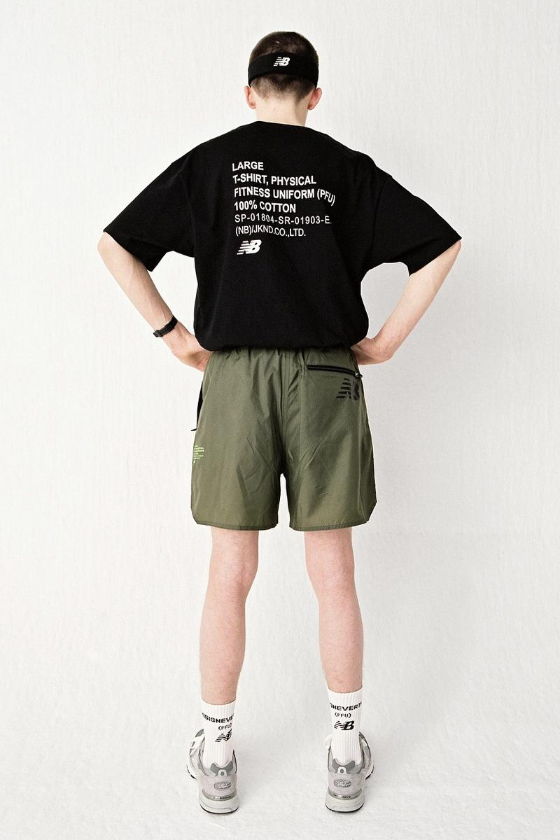 ディスイズネバーザット ニューバランス thisisneverthat New Balance オンライン アノラック Tシャツ パンツ キャップ