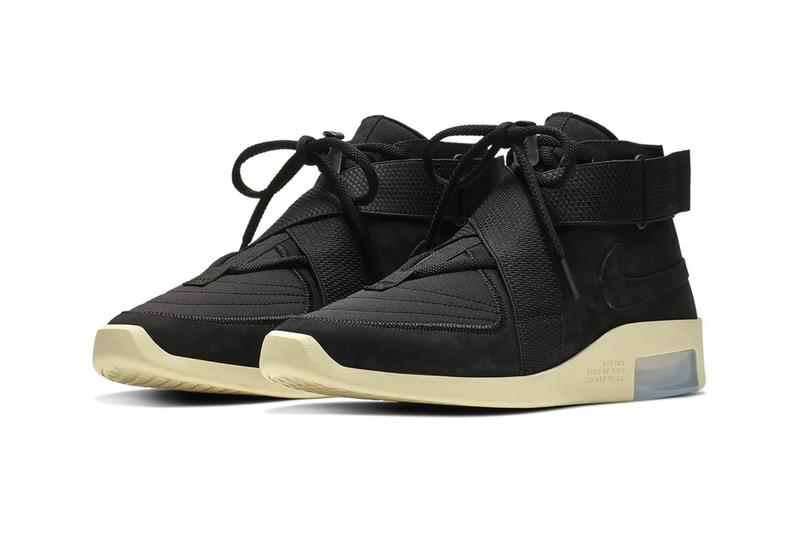 Nike Air Fear of God 180 Moccasin Release Info Jerry Lorenzo Official Look