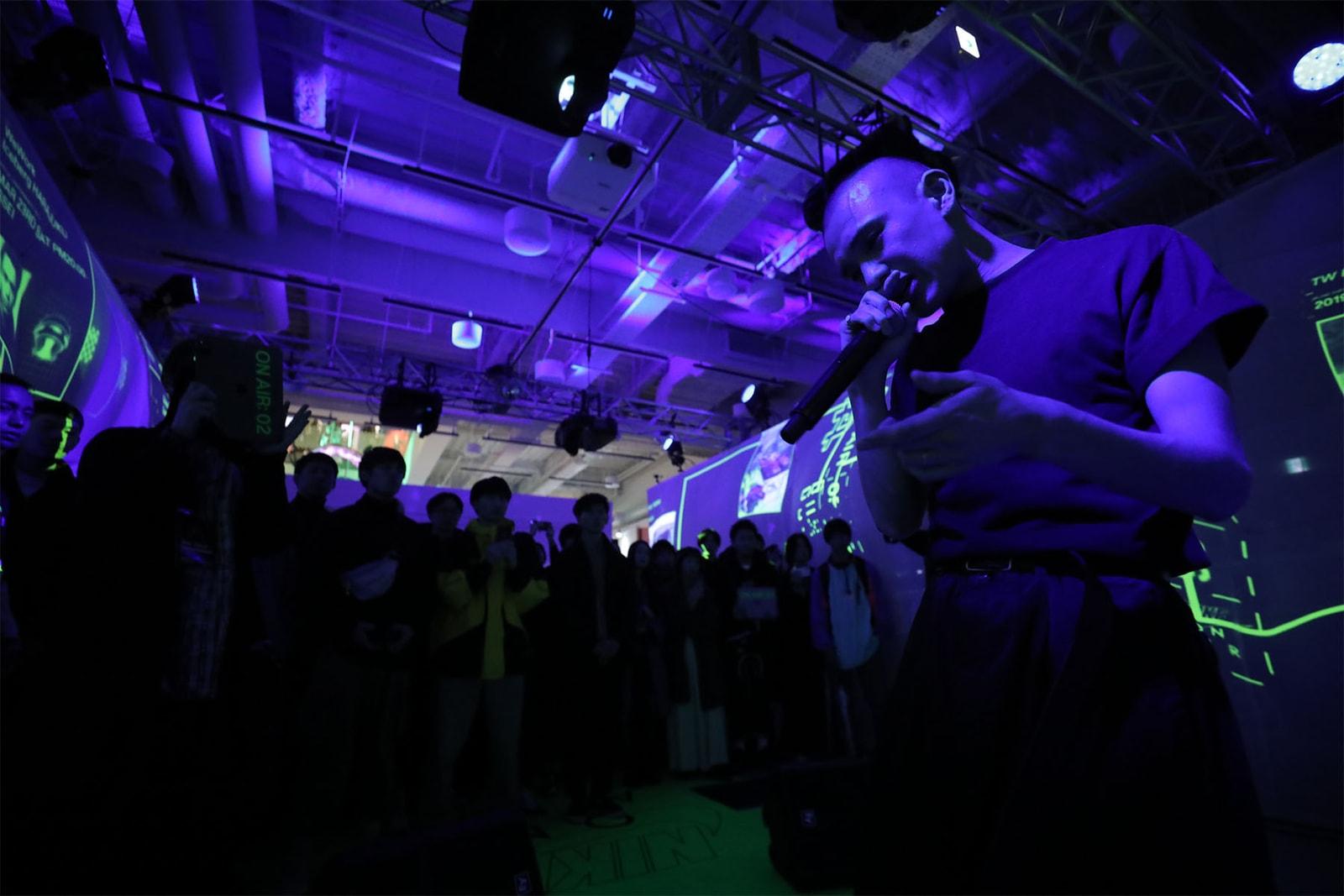 ナイキ x キッドフレシノ x 山田 智和 Nike KID FRESINO tomokazu yamada air max 720 air max day The Tokyo Department
