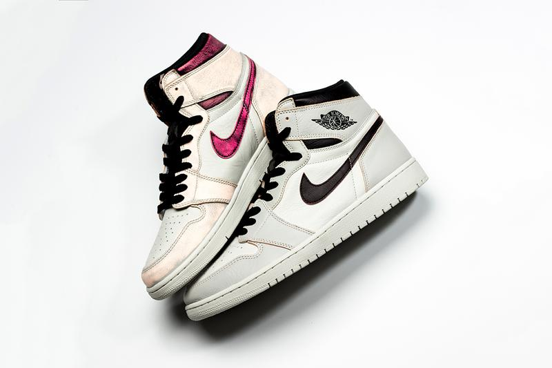 "ナイキ SB x エア ジョーダン 1 Nike SB x Air Jordan 1 ""Light Bone"" to ""Chicago"" Court Purple Lakers"