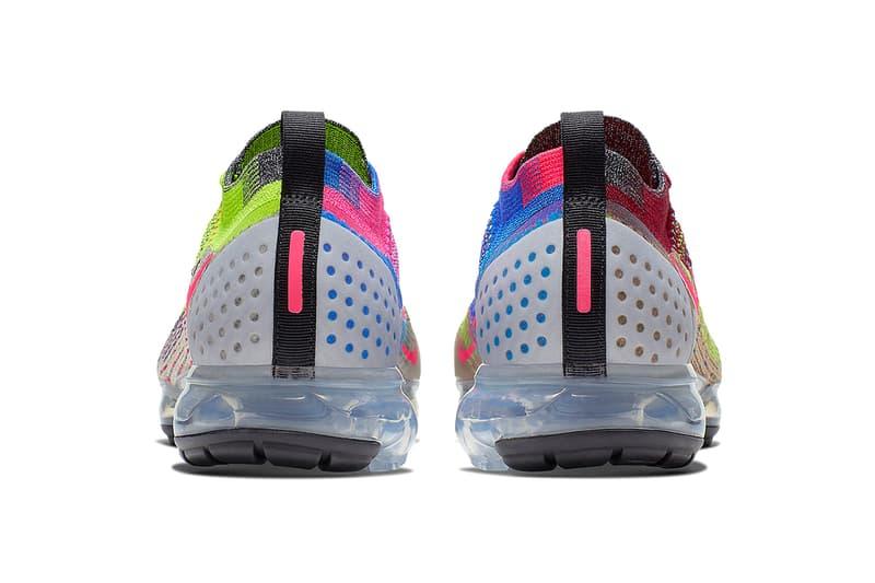 ナイキ スニーカー ランダム Nike Random Vapormax Flyknit 2.0 Random release Colorway