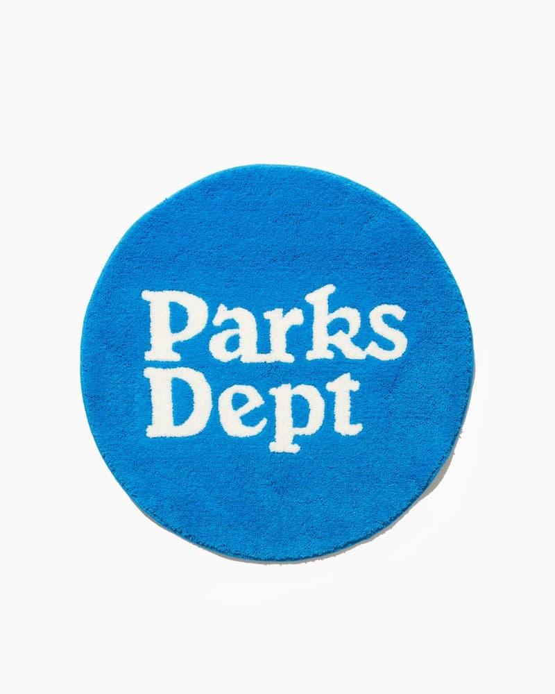 パークス デパートメント  Parks Department KNOW WAVE ビームスT ポップアップ